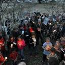 Pro-Life Candlelight Vigil 2010 photo album thumbnail 16